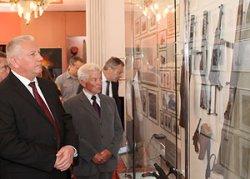 Обновленный зал Славы открылся в областном краеведческом музее в Могилеве