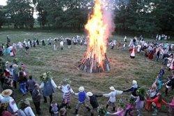У Полацку пачала працу школа купальскіх традыцыяў