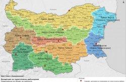 В Болгарии предлагают разделить страну на девять туристических районов