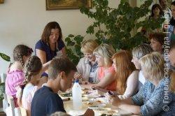 В деревне Грабовка Гомельского района прошел международный фестиваль «Живая история моего края»