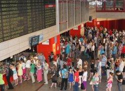 С 10 июля поезда Минск – Минеральные Воды и Минск – Адлер следуют через территорию Российской Федерации