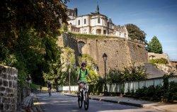 1100 км велосипедных дорог появятся в Люксембурге