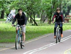 До конца лета в Минске можно будет бесплатно взять напрокат велосипед