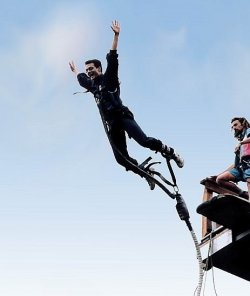 13 июля бобруйские экстремалы прыгнут с 45-метровой вышки