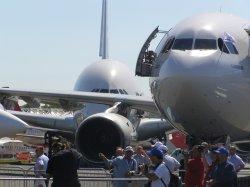 «Белавиа» представит на авиакосмическом салоне в Фарнборо новый Embraer-195LR