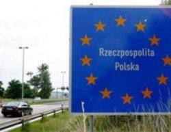 В прошлом году Польшу посетили 1,5 млн беларусов