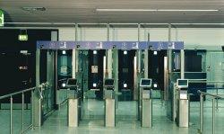 В аэропорту Франкфурта ввели систему автоматического паспортного контроля