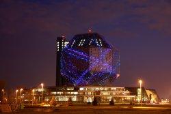 Национальная библиотека Беларуси возглавила рейтинг самых красивых библиотек мира