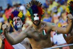 ЧМ-2014 по футболу посетили более миллиона иностранных туристов