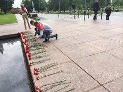 Дети из Осетии побывали в Брестской крепости