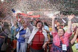 Скорый поезд Минск – Витебск во время «Славянского базара» перевез почти 5 тысяч пассажиров