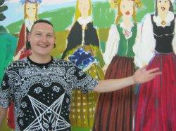 Латвийский арт-проект «Самый большой хор в мире» можно увидеть в Центре современных искусств