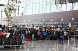 Гданьский аэропорт будет возвращать изъятые из ручной клади предметы