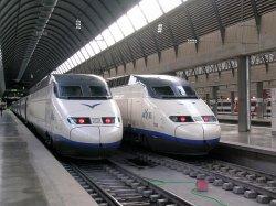 Скоростные поезда «Тальго» могут начать курсировать через Беларусь в 2015 году