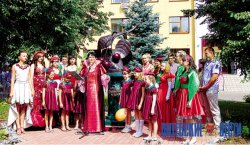 В Глубоком прошел второй по счету «Вишневый фестиваль»