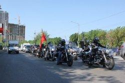 В рамках мотопробега по городам-героям Минск посетят байкеры из Тюмени