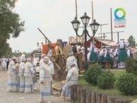 Масштабный фолк-фест прошел в агроусадьбе «Коробчицы»
