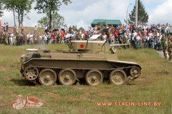 На «Линии Сталина» – День десантника