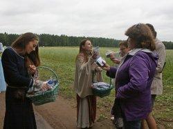 В Нарочанском крае открылся оригинальный экскурсионный объект «Аптекарский сад»