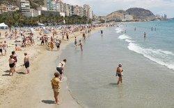 В Испании зафиксировано рекордное число туристов