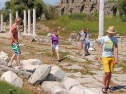 Турция будет защищать достопримечательности от туристов