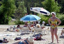 Количество случаев заражения церкариозом в Нарочанской курортной зоне снизилось в три раза