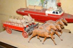 Музей истории пожарной службы открылся в Могилеве
