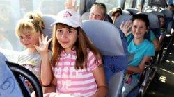 Дети из Тульской области отправились на отдых в Беларусь