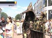 В Бресте отмечают большой праздник – одному из старейших городов страны исполняется 995 лет
