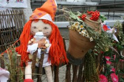 На «Дрибинских торжках» можно будет свалять валенки и послушать Искуи Абалян