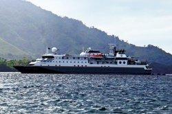 Пассажиры американского круизного лайнера «Сильвер Дискаверер» не смогли сойти на берег на Чукотке