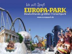 Europa-Park - самый популярный парк развлечений Европы