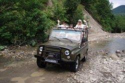 40% экскурсионных джипов в Сочи не безопасны