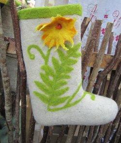 Фестиваль «Дрыбінскія таржкі»: несмотря на жару, спрос на валенки зашкаливал