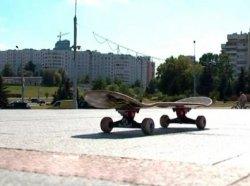 Белорусским скейтерам пообещали построить новый скейт-парк