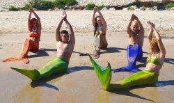 Таррагона открывает первую в Испании академию русалок