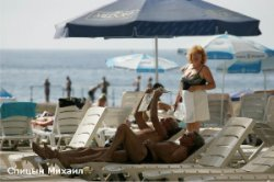 В Краснодарском крае туристов на 65% больше.  В Беларусь российские туристы едут активнее, чем в прошлом году (+ 14%)