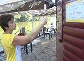 Минторг Беларуси недоволен тем, что предлагают людям в жару: кафе и бары при городских пляжах проверила торговая инспекция