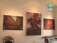 В арт-галерее «Крыга» открылась выставка «Затмение»