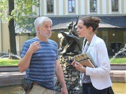 Все путем: экскурсия по Александровскому скверу с автором «Минских историек»