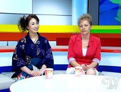 Замдиректора НДЦ «Зубренок» Татьяна Чижик: уже 2-ю смену подряд в «Зубренке» отдыхают ребята из Японии