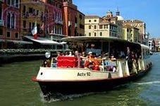 Вапоретто в Венеции подорожали