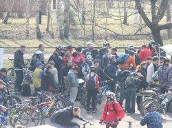Столичная молодежь поборется за горный велосипед