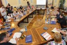 В посольстве состоялась пресс-конференция «Лечение и отдых в санатории «Белоруссия»