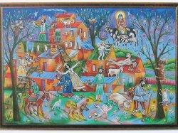 В Национальном художественном музее представят арт-проект Zabor