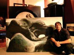 «Итальянский китаец» Джузеппе Атини представит в Центре современных искусств свои новые работы