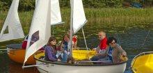 29–31 августа под польским Августовом пройдет регата на круглых лодках
