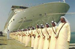 Благодаря введению мультивиз в Дубае набирает обороты круизный туризм