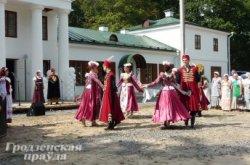 У сядзібе Агінскага прайшоў традыцыйны фестываль «Залессе запрашае сяброў»