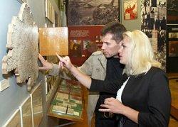 Витебский музей предлагает посетителям поскрипеть пером и заняться чистописанием